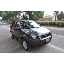 Ford Ecosport 2006, 5p, 5vel, 4x2, Hielera, Tela
