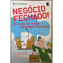 Livro - Negócio Fechado - Barry Farber