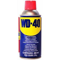 Wd-40 Desengripante. Removedor Piche Da Lataria. Lubrifica.