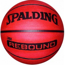 Balon De Basquetbol Spalding Rebound Outdoor Hule #7