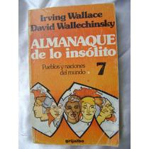 Almanaque De Lo Insolito. Vol. 7. I. Wallace. $159