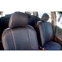 Fundas Cubre Asientos Cuero Premium Acolchada Renault Logan