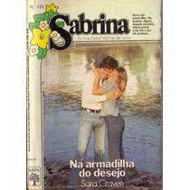 Sabrina Florzinha Coleção Livro Romance 1981 Frete 5,00 Cada