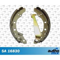 Sapata Lona Freio Volkswagen Polo Classic Autho Mix Sa16830