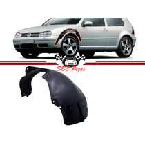 Parabarro Esquerdo Vw Golf Sapão 2000 01 2002 2003 2004 2005