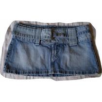 Minissaia Jeans Marca Handara - Tam. 38