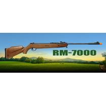 Marcadora Airsoft Rifle Mendoza Rm-7000 Calibre 5.5 M