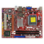 Mother 775 Pcchips P49g Ddr3 Intel G41 Pcie Outlet Sin Audio