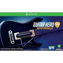 Guitar Hero Live Xbox One Guitar Controller Nuevo