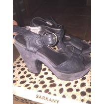 Zapatos Ricky Sarkany\paruolo Talle 37