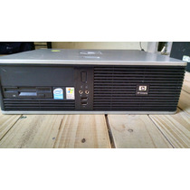 Pc Pentium 4 3.00 Ghz, 2gb Ramddr2 Hd 80gb Hp Dc5700