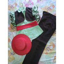 Conjunto De Niña Para Bailar Flamenco