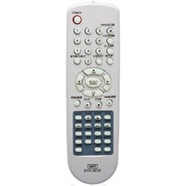 Controle Remoto Similar Dvd Semp Toshiba 3070 P 3090