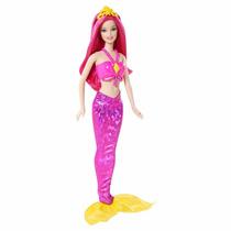 Barbie Sereia Rosa Frete Grátis!!! Promoção!!!