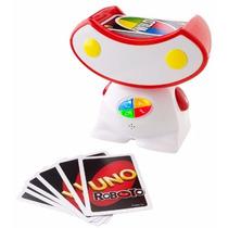 Uno Roboto Mattel 2-6 Jugadores Oferta Y Msi
