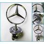 Emblema Insignia Mercedes Benz Capot Capó W202 W204 W221 ...