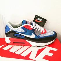 Zapatillas Nike Air Max. Talle 39 Ultimo Par Liquidación