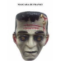 Mascara De Frankenstein Dia De Muertos