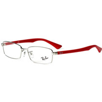 Armazones Oftalmicos Ray Ban Rb 6261d 2538 Silver Red