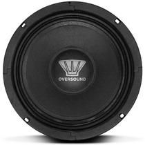 Woofer 6 Pol Steel 260w 4 Ohms Oversound Mid Bass Ranger