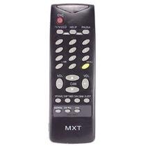 Controle Remoto Mxt Tv Samsung 14 20 29 34 Polegadas