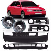 Kit Audi A3 2001 -par Milhas+ Grades + Spoiler + Parachoque