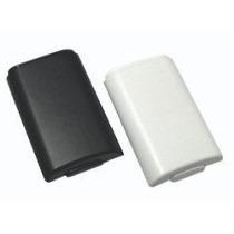 Lote De 2 Tapas Para Baterias De Control Xbox 360