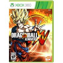 °° Dragon Ball Xenoverse Para Xbox 360 °° En Bnkshop