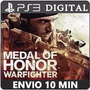 Medalha De Honra Warfighter - Ps3 - Cod Psn - Envio Imediato