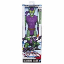 Boneco Duende Verde Marvel Titan Hero Series 30cm Hasbro