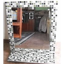 Espejo Venecitas 65x70 Cm