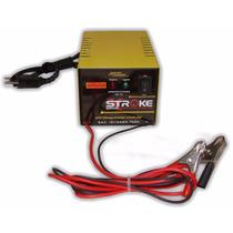 Carregador Bateria Automotiva 12v 3ah Inteligente Carro Moto