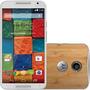 Celular Motorola Xt1097 Moto X Bambu Branco Seminovo