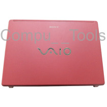 Carcasa Display Sony Vaio Pcg-6r1m N/p 282160251880 Rosa