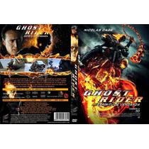 Dvd El Vengador Fantasma 2 Ghost Rider Nicolas Cage Tampico