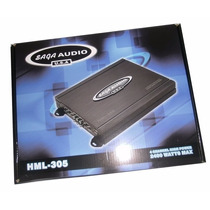 Planta Carro Sonido Amplificador Medios Triaxiale Saga 2400w