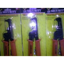 Crimpeadora Ponchadora Para Conectores Rg6,rca,bnc Y Rg59