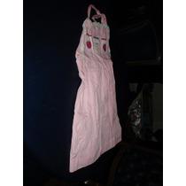 Vestido Jumper Nena T. 10 Años Tie