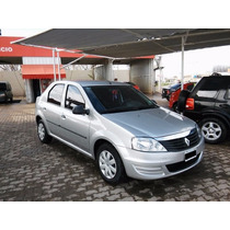 Logan 1.6 8v Authentique Pack Ii 41000 Km 2013
