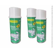 Lata De Gas Butano Para Estufa De 380 Ml