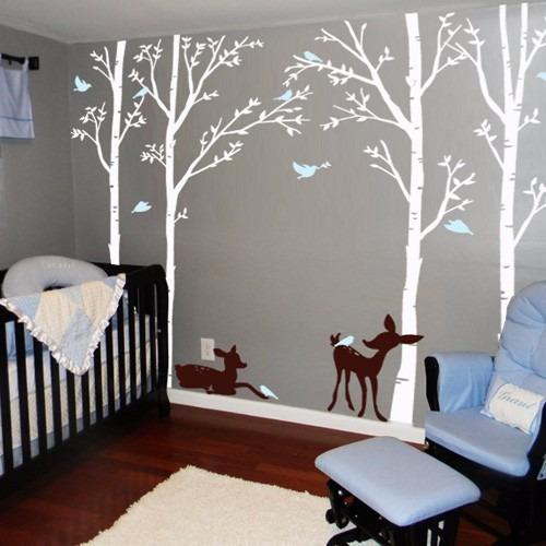 latest vinilo habitacion nia nio bebe decoracion cm x cm with decoracion para habitacion de bebe nia