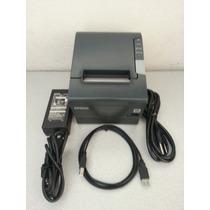 Impresora De Tickets Termica Epson Oferta Remate Uso Rudo