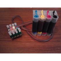 Sistema Tinta Continuo Epson T21 Tx100 Tx200 Cx7300 Cx5600