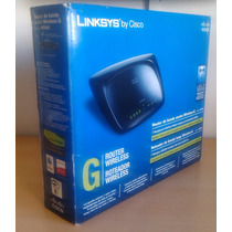 Linksys Wrt54g2 Router Cable/dsl Wifi 802.11g