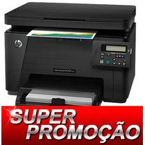 Multifuncional Laser Color Laserjet Pro Mfp M176n Hp