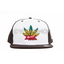 Boné Ganja 4:20 Aba Reta Classic Hats Frete Grátis!