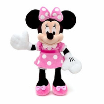 Peluche Grande Minnie Mouse Gigante Importado Disney Store