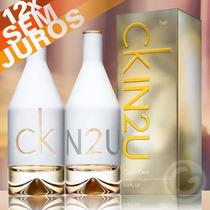 Perfume Feminino Calvin Klein Ckin2u 100ml Edt Importado Usa