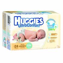 Huggies Ultraconfort 192 Pañales Recien Nacido Envio Gratis