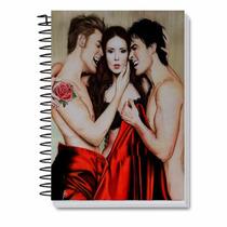 Caderno 15 Matérias The Vampire Diaries